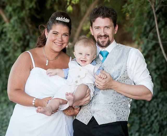 bröllop i Sydafrika
